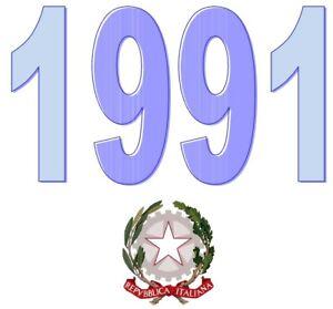 ITALIA-Repubblica-1991-Singolo-Annata-Completa-integri-MNH-Tutte-le-emissioni