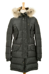 Image is loading Parajumpers-Harraseeket-Down-Parka-With-Fur-Trim