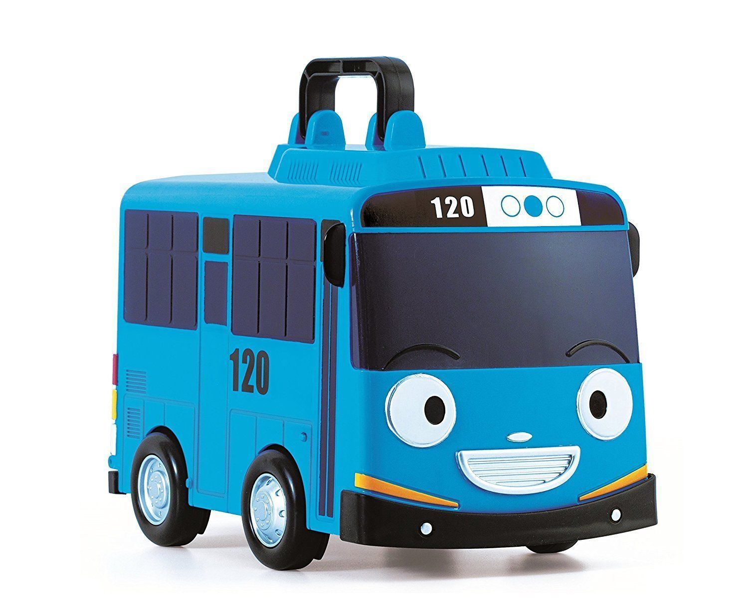 Little Bus Tayo Diecast Carrier for Storage TAYO Mini Car Kids Toy Holder