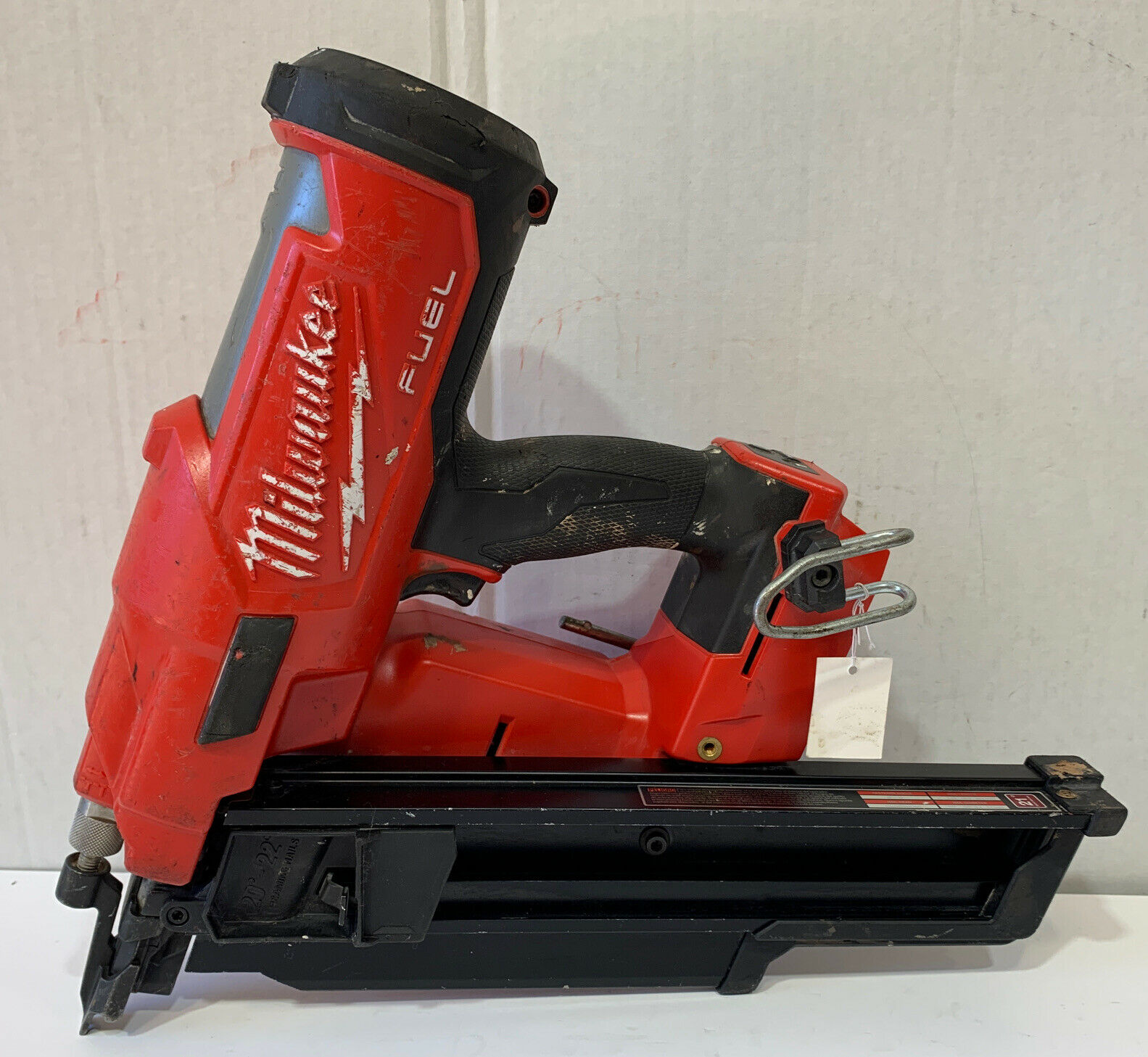 PREOWNED - Milwaukee 2744-20 M18 FUEL 21 Degree Cordless Framing Nailer. Available Now for 259.99