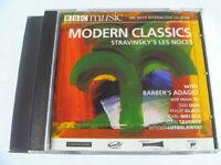 MODERN CLASSICS STRAVINSKY'S LES NOCES OUT OF PRINT CD BBC FREEPOST CD