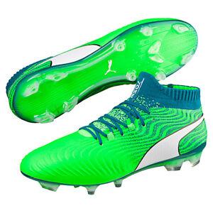 uk availability fc643 b8576 ... Puma-Hommes-Chaussures-de-Football-One-18-1-