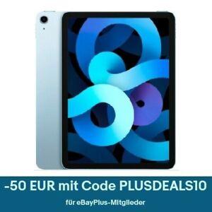 Apple iPad Air (64GB) WiFi 4. Generation skyblue Retina A14 Bionic Chip