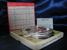 """BEATLES FOR SALE"" - ORIG UK EMI 1964 REEL TO REEL TAPE - VERY GOOD"