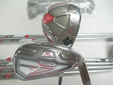 New 2015 Cobra Womens Fly-Z XL 4h-SW Combo Iron Set Ladies Graphite Irons FlyZ