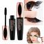 NEW-4D-Silk-Fiber-Eyelash-Mascara-Extension-Makeup-Black-Waterproof-Eye-Lashes miniatura 2