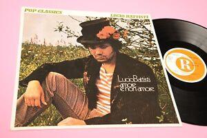 LUCIO-BATTISTI-LP-AMORE-NON-AMORE-ORIG-GERMANY-1971-NM-RARISSIMA-COPERTINA-LAMIN