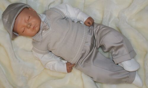 Kinderanzug Taufanzug Festanzug Babyanzug Anzug Taufgewand Taufe festlich Neu