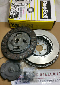 LuK-621063300-Clutch-Kit-SEAT-CORDOBA-TOLEDO-VW-GOLF-MK2-MK3-JETTA-1-6-1-9-TD