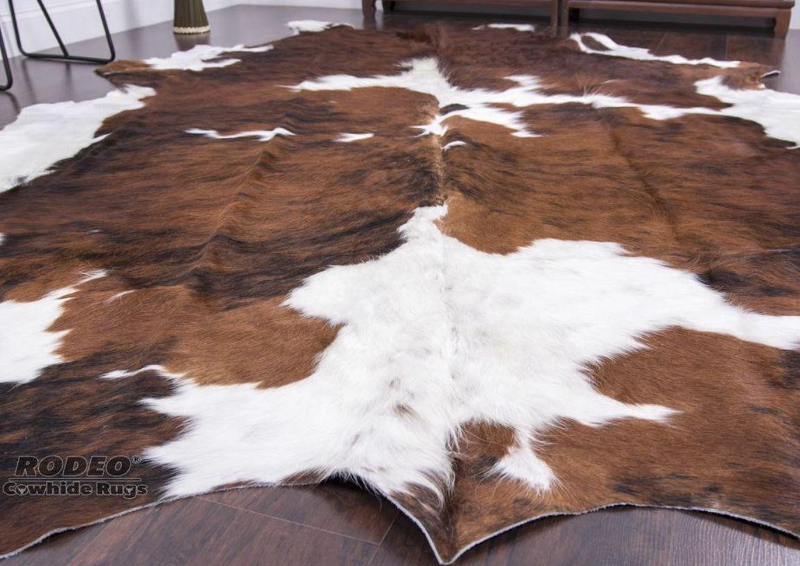 Superior Quality Rodeo Cowhide Rugs Value Value Value Combo Sets Large Größe 5 pcs c9d584