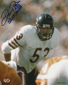 Dan-Rains-Chicago-Bears-Autographed-8x10-Football-Photo-With-Inscription