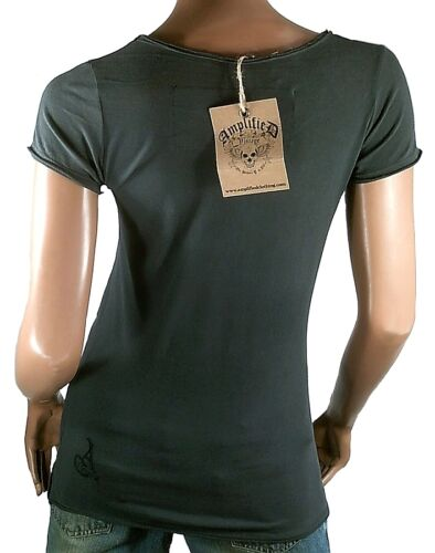 WoW AMPLIFIED MOTÖRHEAD Skull ENGLAND Rock Star Vintage Designer ViP T-Shirt g.L