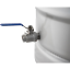 Stainless-Steel-Converted-Keg-Brewing-Kettle-Keggle-15-3-gal-w-Valve-Beer thumbnail 2