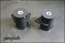 Delrin Solid BMW E21 rear subframe bushings - 316, 318, 320 MADE IN THE USA!