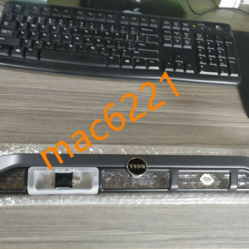 1PC FOR Dell Poweredge R320 R420 R620 Faceplate Bezel w// Key 0Y86C1