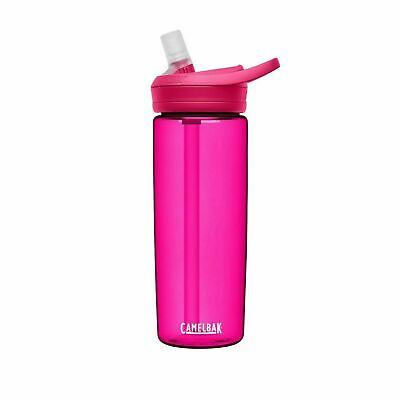 CamelBak Eddy 20 oz .6 Liters Deep Magenta BPA Free Water Bottle Gym Hiking