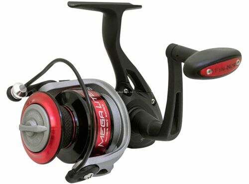 NEW Fin-Nor Megalite Sz 40 SP Reel 5.2:1 4+1 240//30 Braid MLS40