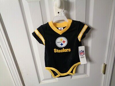 Outerstuff NFL Football Infants Pittsburgh Steelers Fashion Jersey
