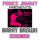 Barry Brown Showcase LP Vinyl 33rpm