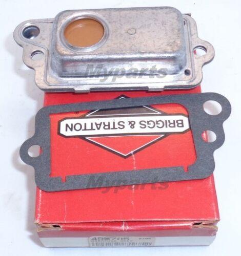 Genuine reniflard Assy P//N 495785 pour Briggs /& Stratton moteur série 098902