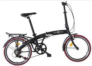 ecosmo 20 rad leicht legierung zusammenfaltbar fahrrad 7. Black Bedroom Furniture Sets. Home Design Ideas