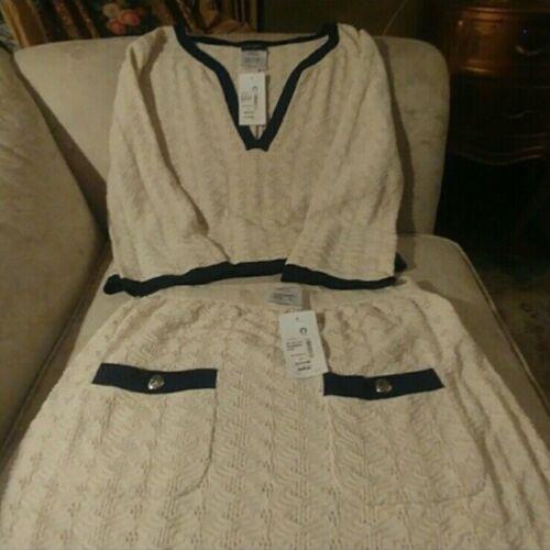 Chanel, Knit, Suit
