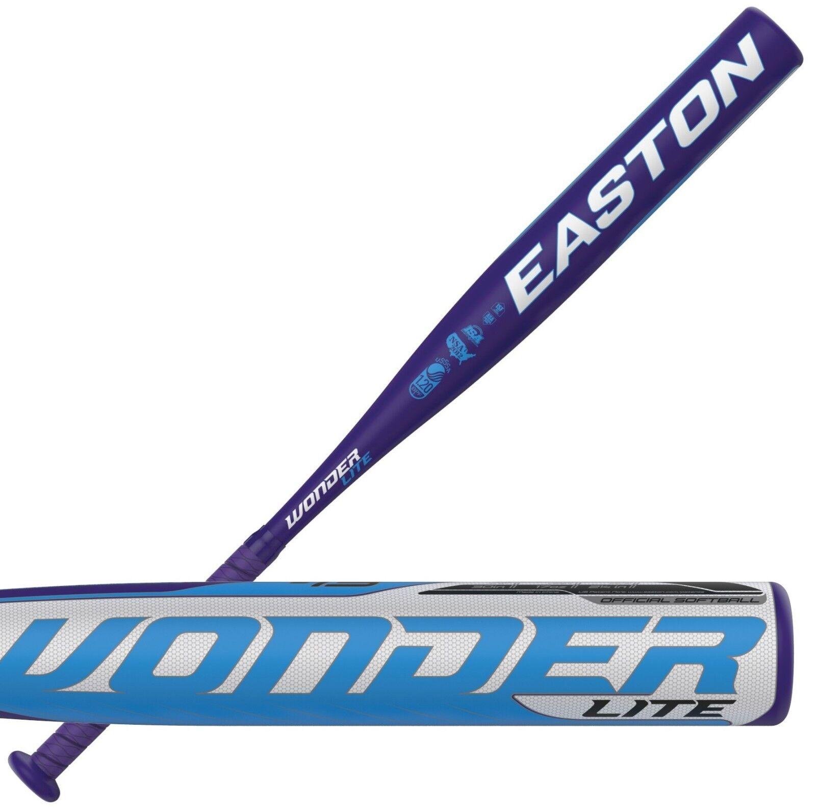 2019 Easton wonderlite -13 31  18 OZ Para Mujer Fastpitch Softball Bat FP19WL13