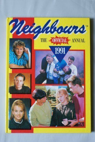 """Neighbours"" 1991: The Official Annual By Don Fraich"""