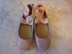 NEW-Janie-And-Jack-Girls-Pink-Ballet-Flat-shoes-13