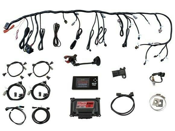 ls harness injection fitech fuel standalone trans ultimate control