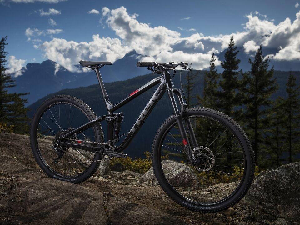 Trek Fuel EX 5 (2019), full suspension, tommer