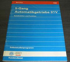 VW Passat B4 Audi A4 B5 A6 C4 A8 D2  5Gang Automatik Getriebe 01V  SSP 180