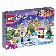 Lego Friends 41016 2013 Advent Calendar Minifigure Girls Xmas Gift Present NISB