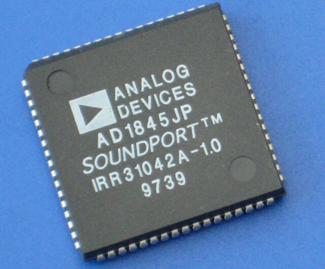 ANALOG DEVICES AD1845 DRIVERS (2019)