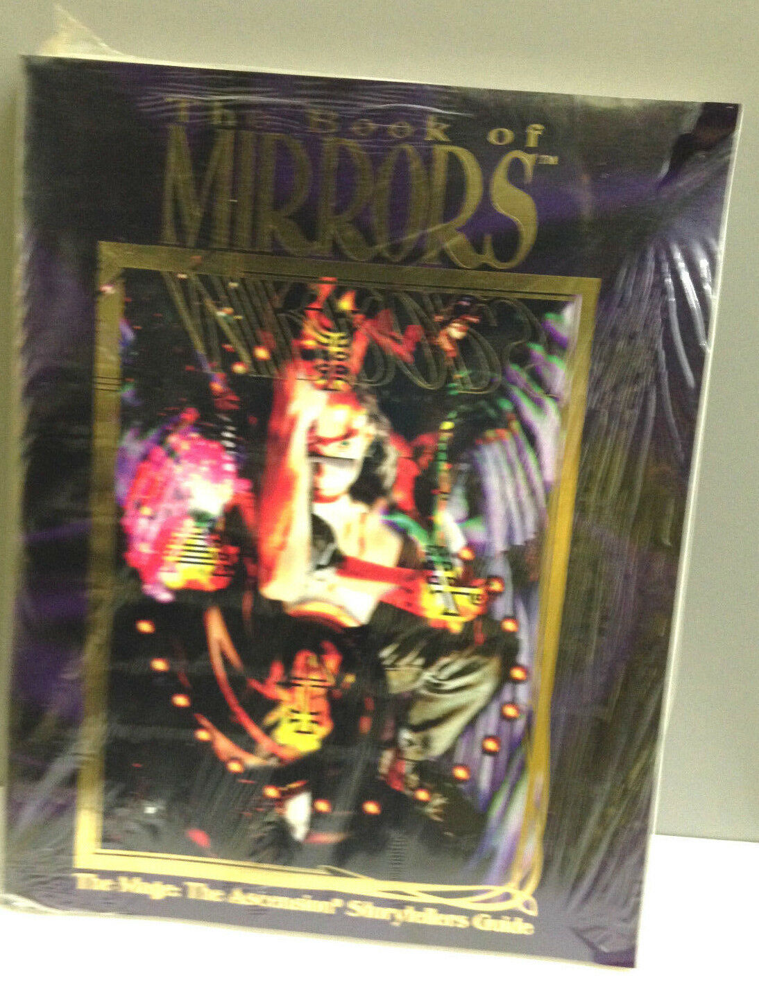 Mage the Ascension - The Book of Mirrors Story Tellers Guide - Sealed
