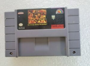 WWF-Raw-Super-Nintendo-SNES-Vintage-original-wrestling-retro-game-cartridge-wwe