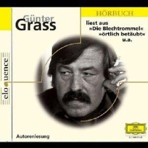 ELOQUENCE-GUNTER-GRASS-DIE-BLECHTROMMEL-ORTLICH-BETAUBT-U-A-CD-NEW