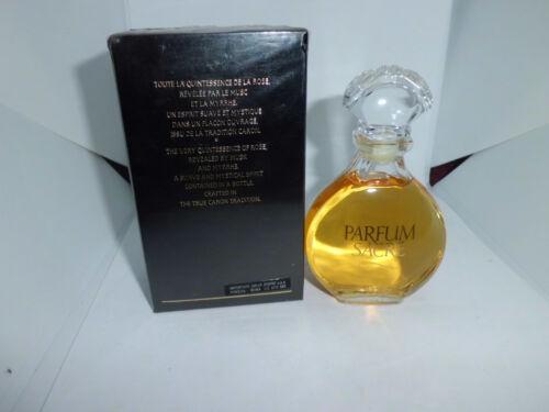 Caron Profumo Sacre 'Eau de Parfum ML 50 Vintage Rare