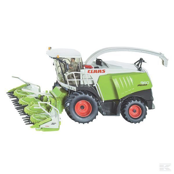 Siku Claas Jaguar 960 Forage Harvester 1 32 Scale Model Toy Present Gift