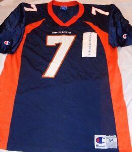 102bb7336 Image is loading Denver-Broncos-Champion-John-Elway-NFL-Football-Jersey-