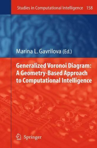 Studies In Computational Intelligence  Generalized Voronoi Diagram   A