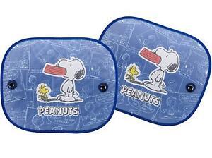 Snoopy-Car-Sunshade-Sun-Shade-365-x-450mm-2pcs-set-from-Japan