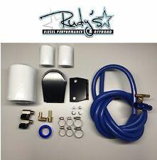 Coolant Filtration Filter Kit 3 Filters 2008-2010 Ford 6.4L Powerstroke Diesel