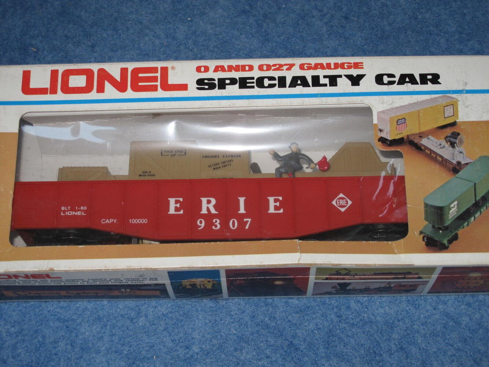 1980 Lionel 6-9307 Erie Animated Gondola L1446
