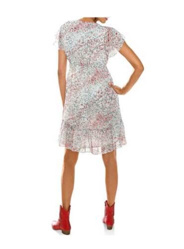 009 326 Chiffonkleid Weiß Elegantes Designerkleid Kleid Tcj Freizeit Sommerkleid RZP7wqPxg