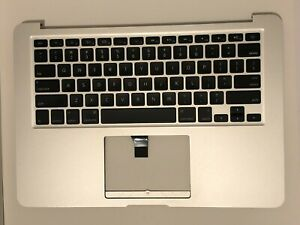 "Top Case Keyboard Assembly for MacBook Air 13/"" A1466 2013 2014 2015 w// Speakers"