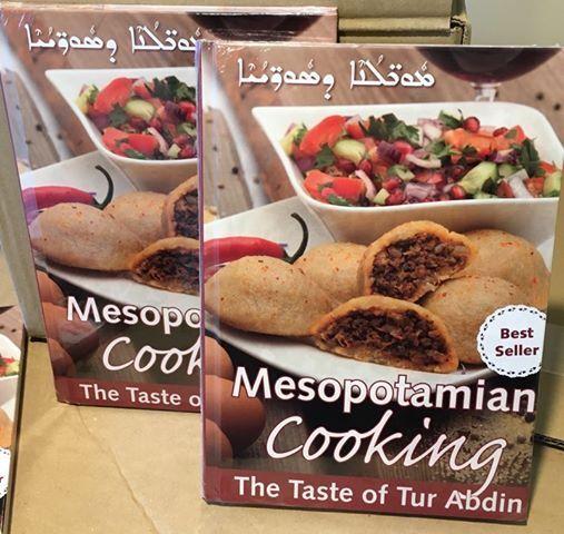 La cucina della Mesopotamia: il gusto di TUR abdin (Assiro/SIRIACA caldeo/)