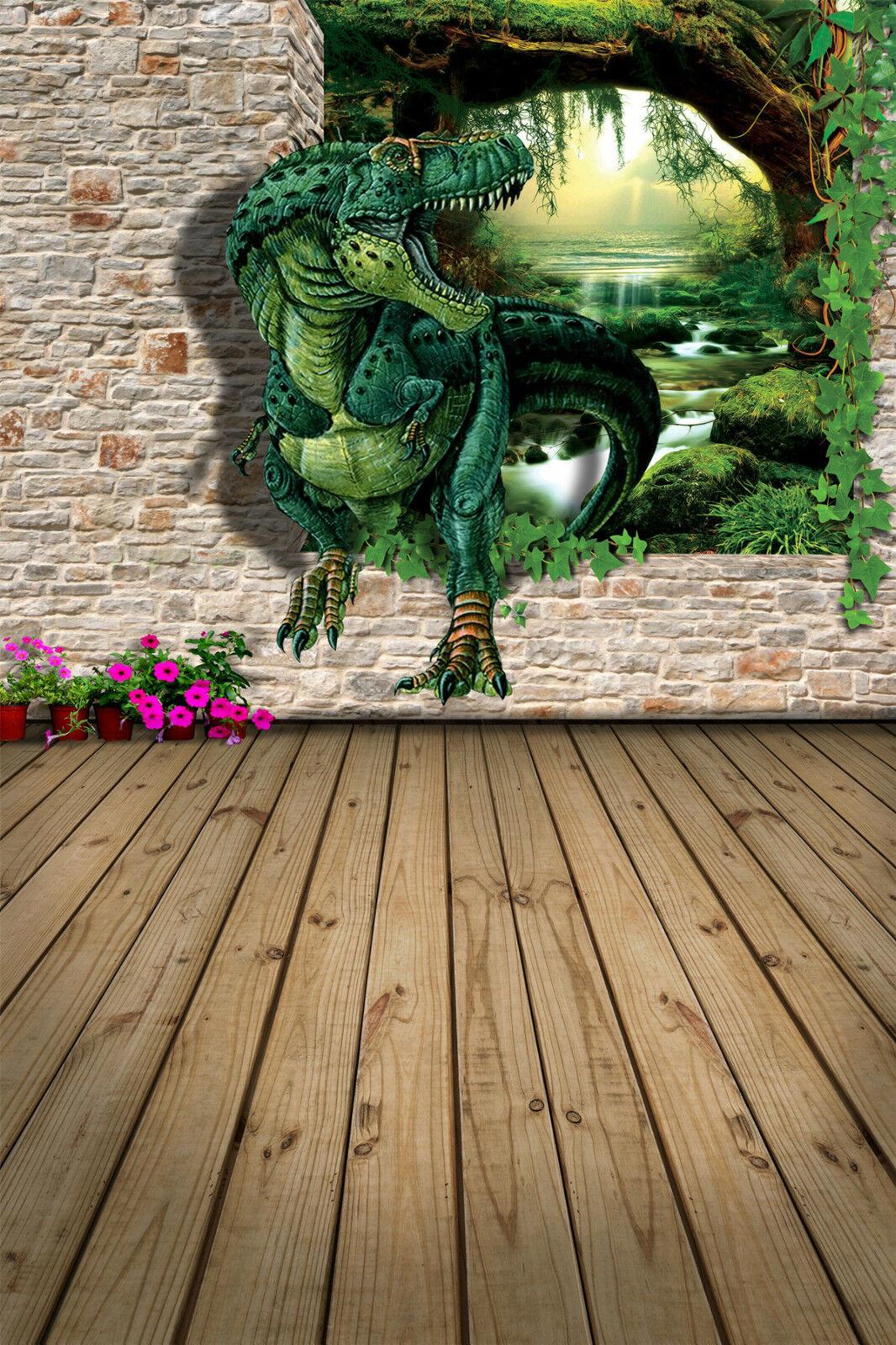 3D Dinosaurier 7007 Fototapeten Wandbild Fototapete Bild Tapete Familie Familie Familie Kinder   Sorgfältig ausgewählte Materialien    Vorzugspreis     1d6bb4