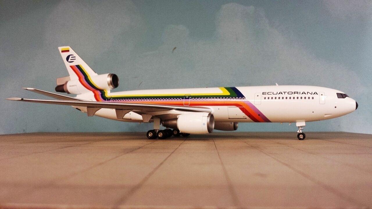 Fliegender 200 Ifdc101214 1 200 Ecuatoriana Dc-10-30 Dc-10-30 Dc-10-30 58a203