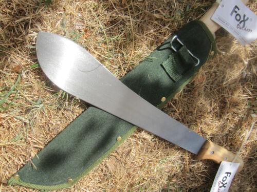Machete Buschmesser Axt nur 450gr 36cm KLINGE Messer